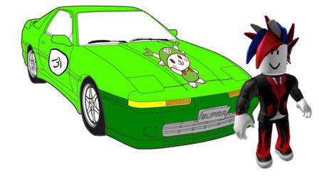Tommys Toyota Supra
