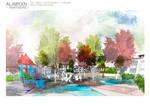 Tittle : Landscape Design  Playground by ideasign-ZERO2HERO