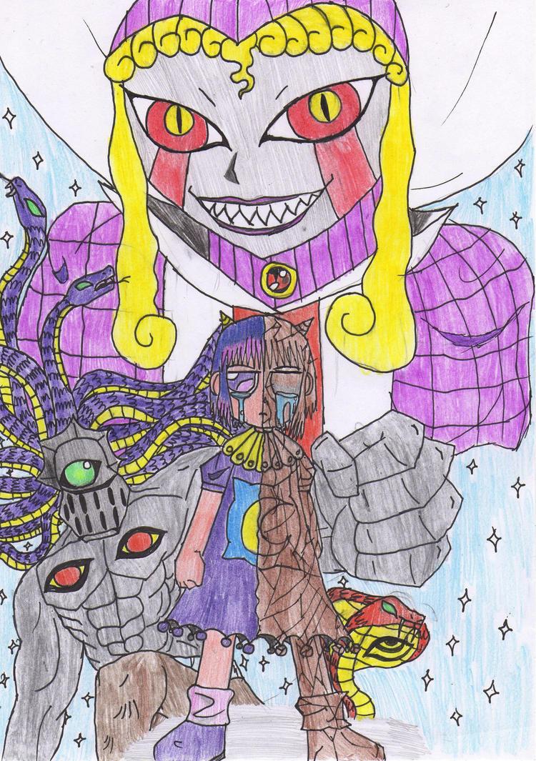 Nightmare ston by Zophisu