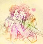 Happy Sketch - Morby -