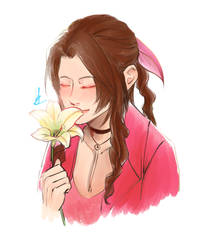 Aerith by yusukelogist
