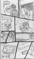 Invader Dax Comic pg1