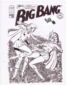 Comic Covers  (2)