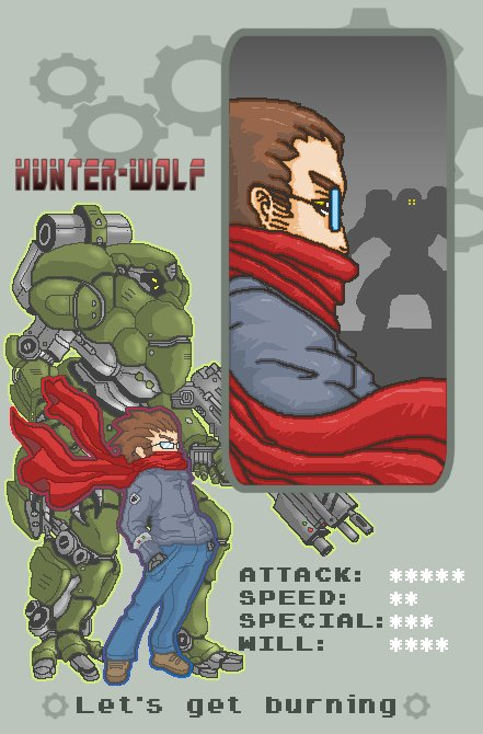Hunter-Wolf's Profile Picture