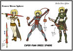 Rikku DF3 - Dress Spheres - 1