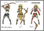 Rikku DF3 - Dress Spheres - 2