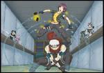 Naruto Tournament: Round 3-2