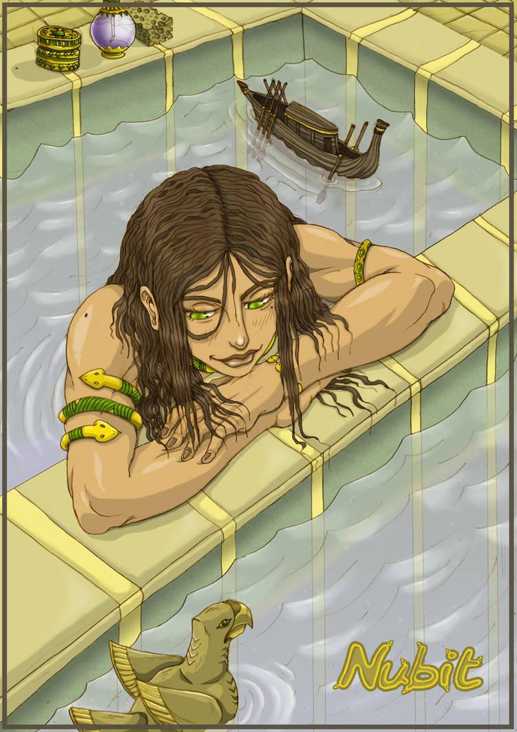 Nubit: A Relaxing Bath