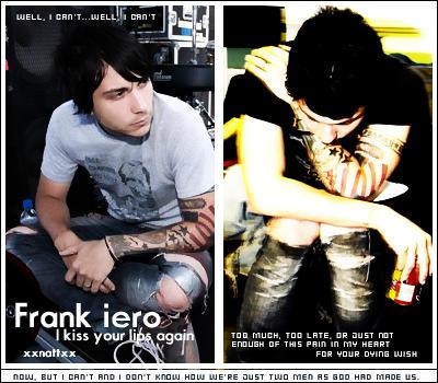 Frank Iero by punkydark