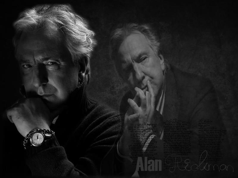 Alan Rickman by CrazyAnett