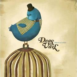 CD Booklet illustrations for D
