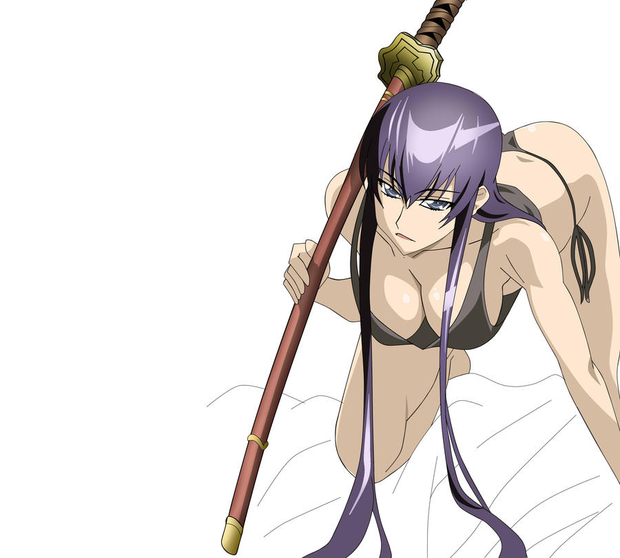 Saeko Busujima 8 Proj Part 1 By Kiseki Ryo