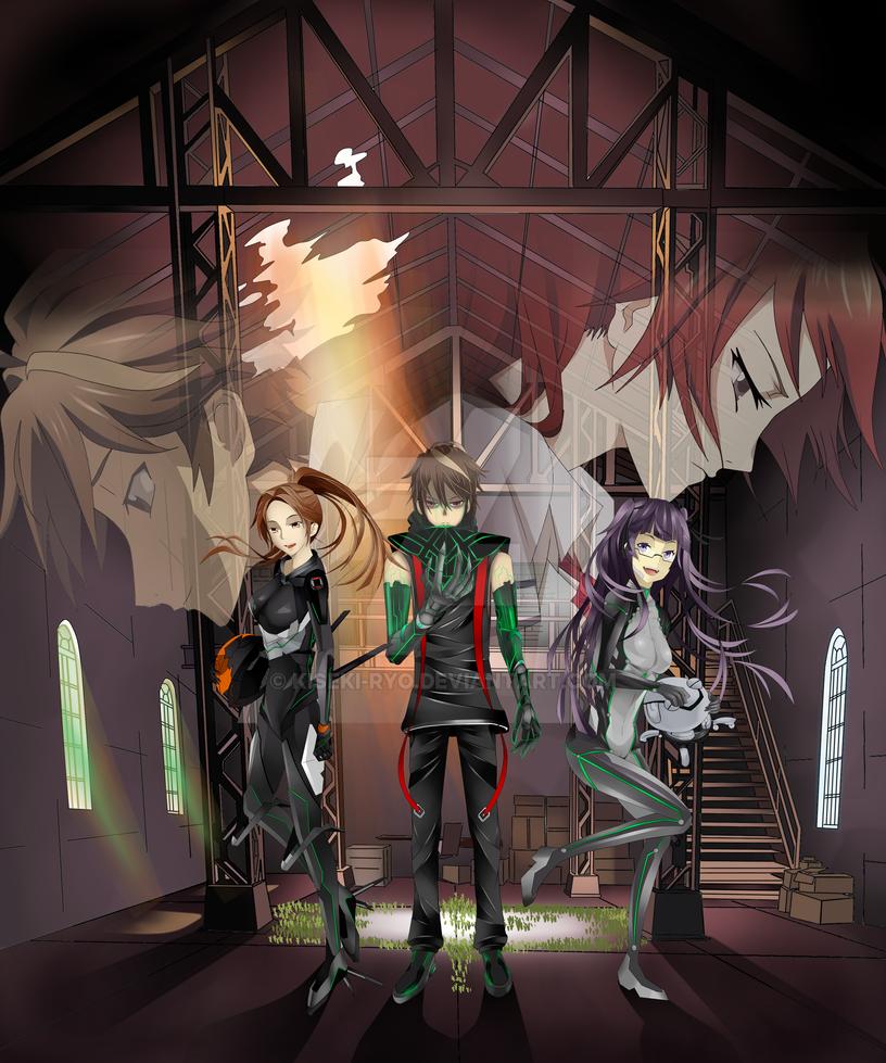 Guilty Crown Revival by Kiseki-Ryo on DeviantArt