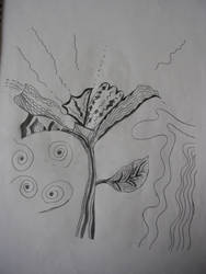 DoodleFlower by FruitySnackLove