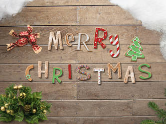 Christmas Text Effects And Styles by creartdesigns