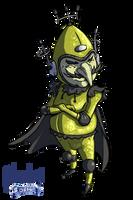 Phantom of Krankor - 816 by FutureDami