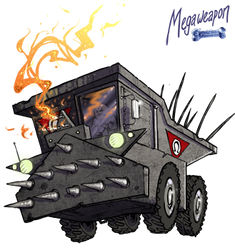 Megaweapon - 510 by FutureDami