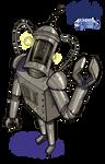 El Roboto Humano - 102