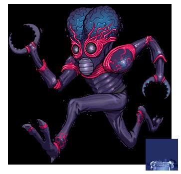 Mutant of Metaluna - Movie by FutureDami