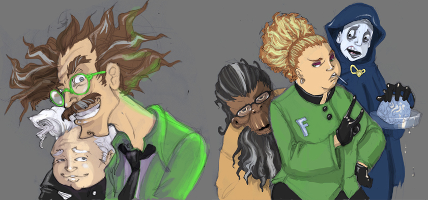 The Mads by FutureDami