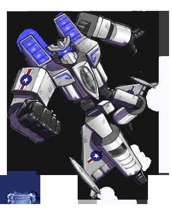 Starfighter - 612 by FutureDami