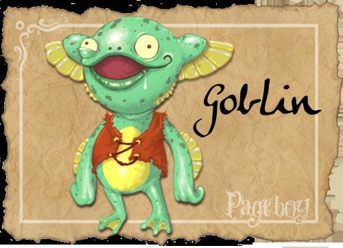 Goblin by FutureDami