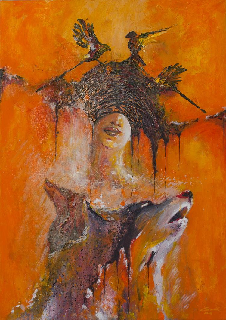 Wolves by gorakart