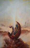 The Wanderer by gorakart