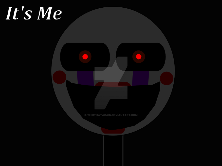 Its Me by thisthatagain