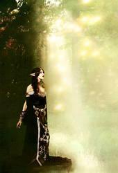 Dark Zelda by UrbanBallerinaEsq