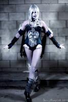 Killer Frost: Injustice by UrbanBallerinaEsq