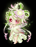 Lotus Princess collab by lady-narven