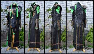 Commission Loki cosplay