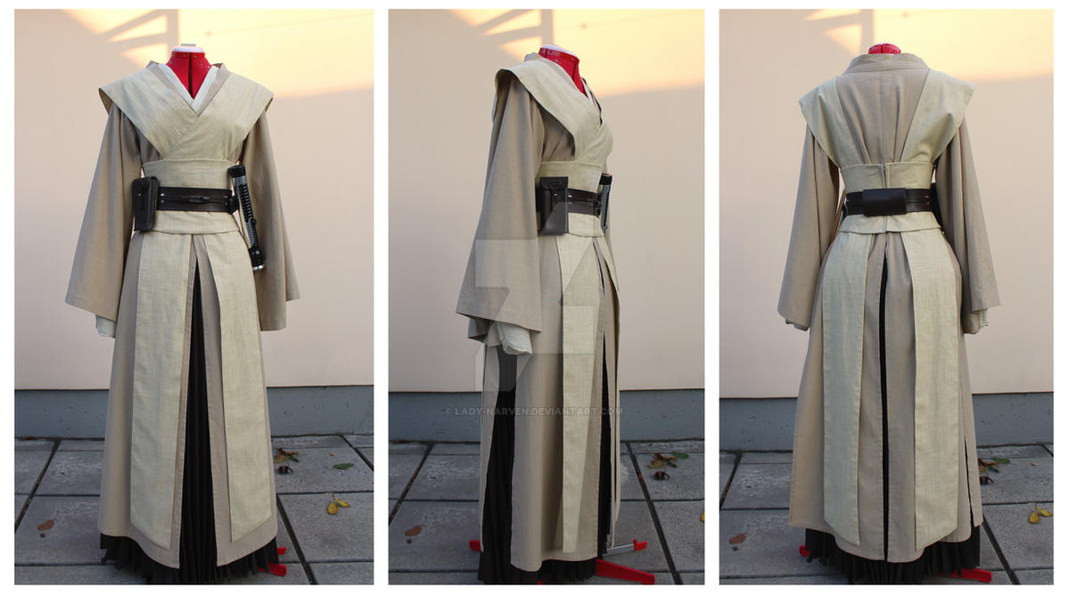 Female Jedi Master set details by lady-narven ... : female jedi costume  - Germanpascual.Com