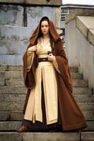 Jedi Master by lady-narven