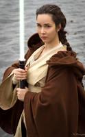 Jedi Master portrait [2] by lady-narven