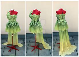 Hannah Alexander's Art Nouveau Tinkerbell dress