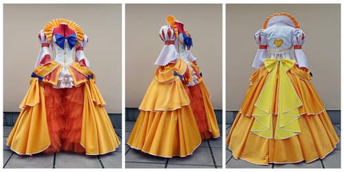 Rococo Sailor Venus set commission