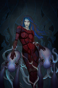 Illyria issue 3 cover