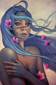 Illyria issue 4 cover