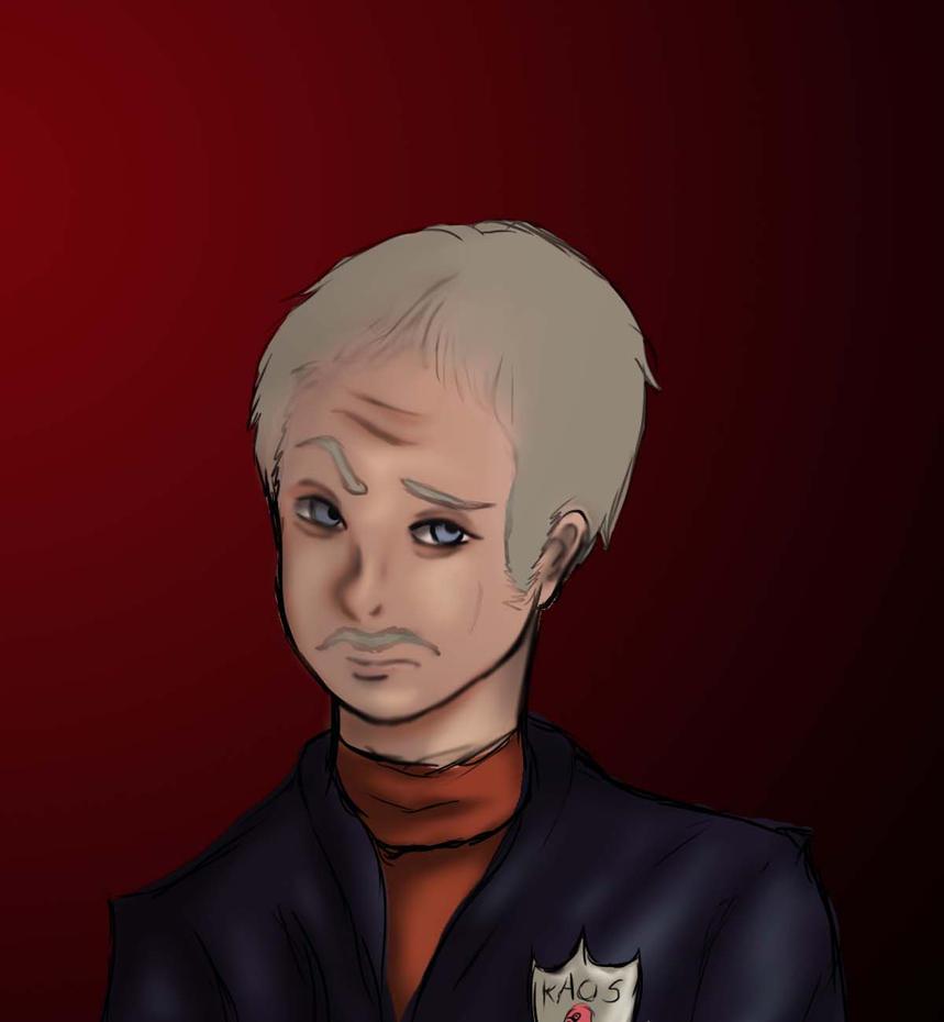 Siegfried Doodle by midnightstarfire