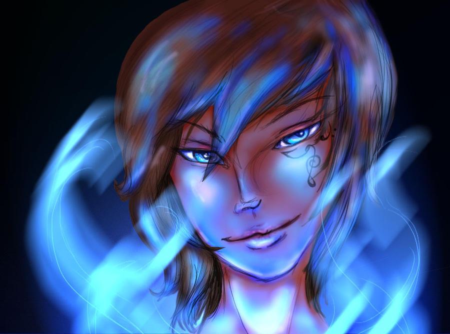 Soul Glow by midnightstarfire