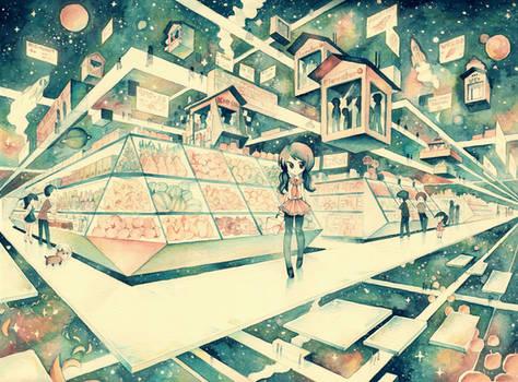 Cosmic Supermarket