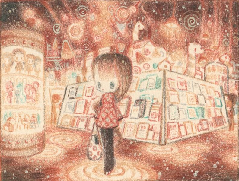 Martian Shopping by XkY