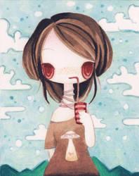 Slurp! by XkY