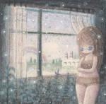 Window-Gazing