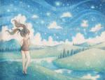Blue-Sky Sprites