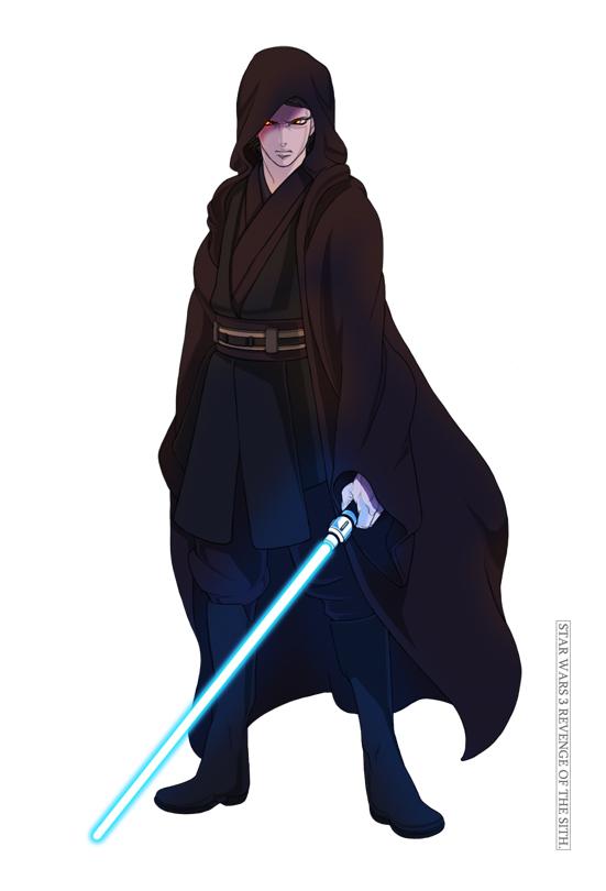 Anakin Skywalker by yupiyupie