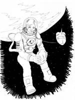 ELSA Astronaut by Fictis