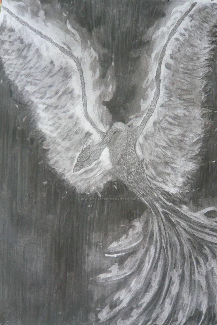 Phoenix by realtimeartist